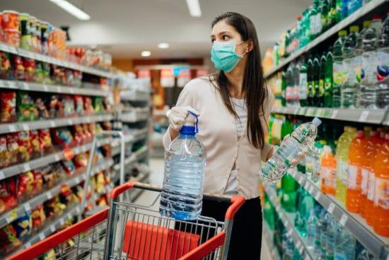 Sistemi antitaccheggio per supermercati importanti lockdown covid-19