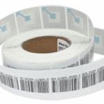 Etichette Adesive (RF) antitaccheggio