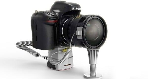 fotocamera linea display