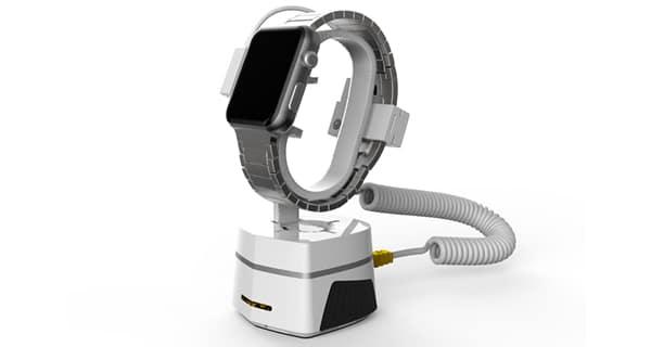 libero tocco protezione elettronica display watch fronte